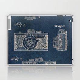 Cazin Camera patent art Laptop & iPad Skin
