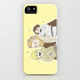 Obi Dad Kenobi iPhone Case