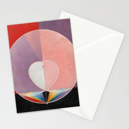 Doves No. 2 Hilma af Klint 1915 Stationery Cards