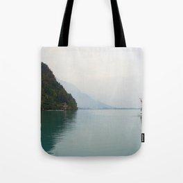 Smooth Waters Tote Bag