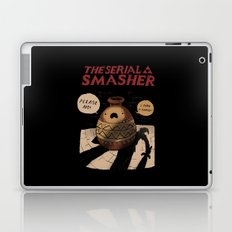 the serial smasher Laptop & iPad Skin
