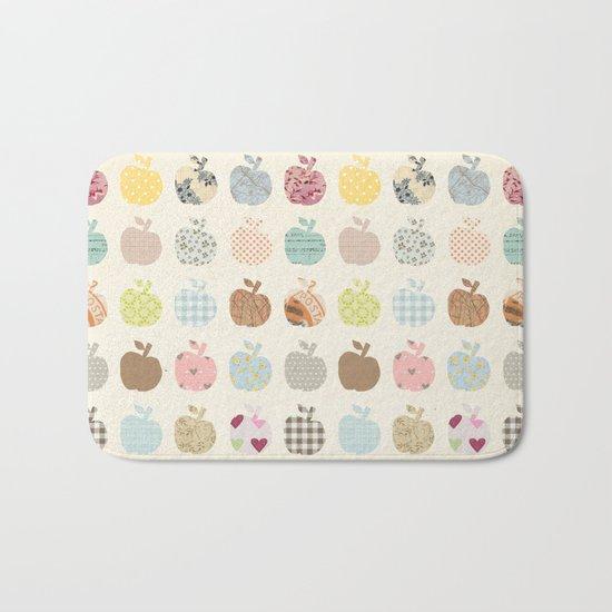 apples galore Bath Mat