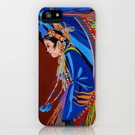 Shaw Dancer #2 iPhone Case