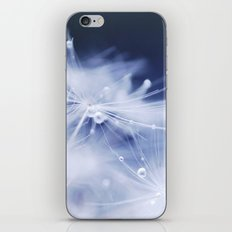 FLUFFY SNOW iPhone & iPod Skin