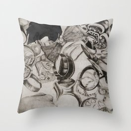 Bellisima Throw Pillow