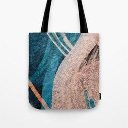 Dark Grace [1]: an abstract watercolor by Alyssa Hamilton Art Tote Bag