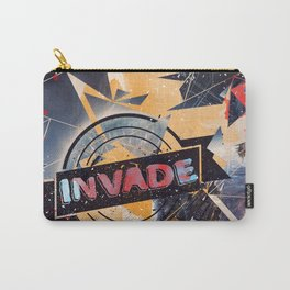 invade Carry-All Pouch