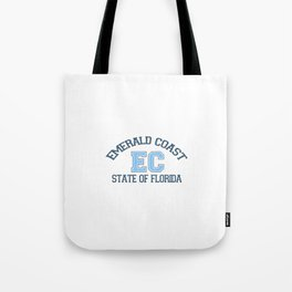 Emerald Coast - Florida. Tote Bag