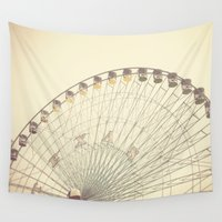 texas Wall Tapestries featuring Texas Star by Erin Johnson