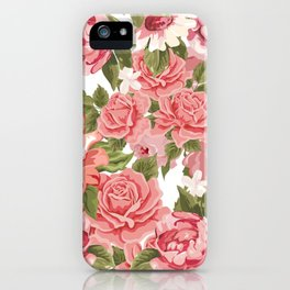 Mother Blossom iPhone Case