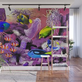Under the Sea. Wall Mural