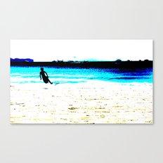 Surf Canvas Print
