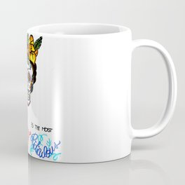 Tragedy is the most ridiculous thing Coffee Mug