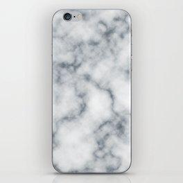 Marble Cloud iPhone Skin