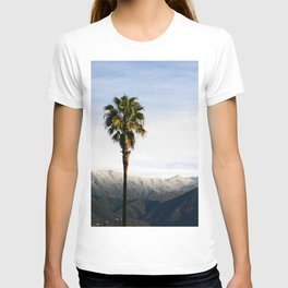 Southern California Snow T-shirt