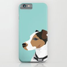 Dog - Jack Russell iPhone 6 Slim Case