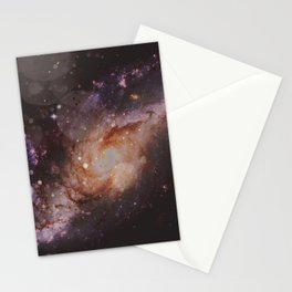 The Sideral Space Stationery Cards