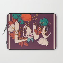 Type Love 001 Laptop Sleeve
