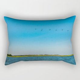 Ocean Winds Rectangular Pillow