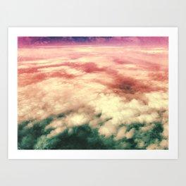 núvols Art Print
