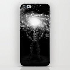 Mr. Galaxy iPhone & iPod Skin