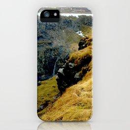 Gorilla in the Mist iPhone Case