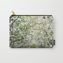 Orchard in Bloom Carry-All Pouch