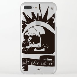 Life is strange - Chloe Cosplay Clear iPhone Case