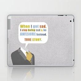 LEGEN____waitforit____DARY Laptop & iPad Skin