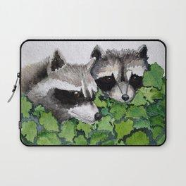 Masked Bandits Laptop Sleeve