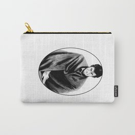 I Wouldn't Even Harm A Fly Carry-All Pouch
