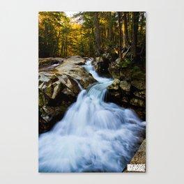 Franconia Flow Canvas Print