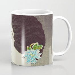Mushikago - Insect Cage - Japanese Art Coffee Mug