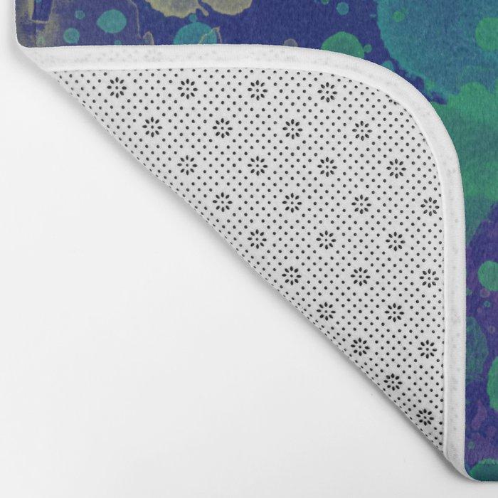 Abstract XV Bath Mat