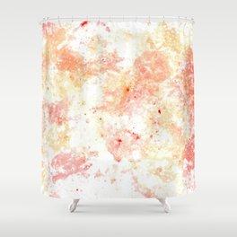 Warm bubbles Shower Curtain