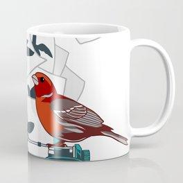 Alphabet of Life Coffee Mug