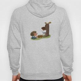 Moose & Kid Hoody