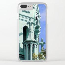 Urbain14 Clear iPhone Case