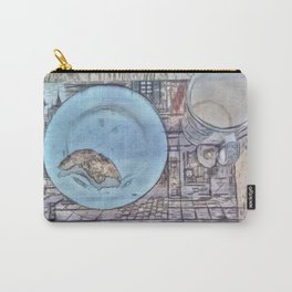 Tea and Crumpets Carry-All Pouch