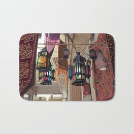 Arabian Lanterns  Bath Mat