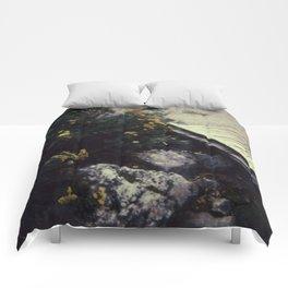 North Cascades National Park - Polaroid Comforters