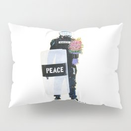 Peace Officer Movement By K.U.T. Pillow Sham