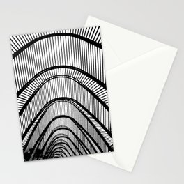 Contemporary Agora Stationery Cards