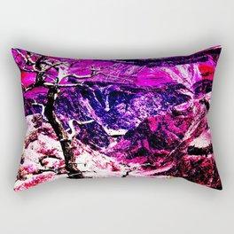 Savage Grandeur-Red Planet Rectangular Pillow