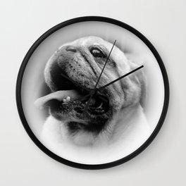 Dog2 Wall Clock