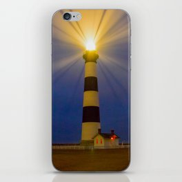 Bodie Lighthouse (color) iPhone Skin