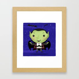 Little Drac! Framed Art Print