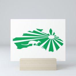 Save Australia Mini Art Print