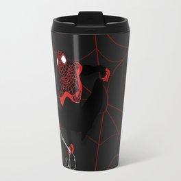 Ultimate Spider-man Miles Morales Travel Mug