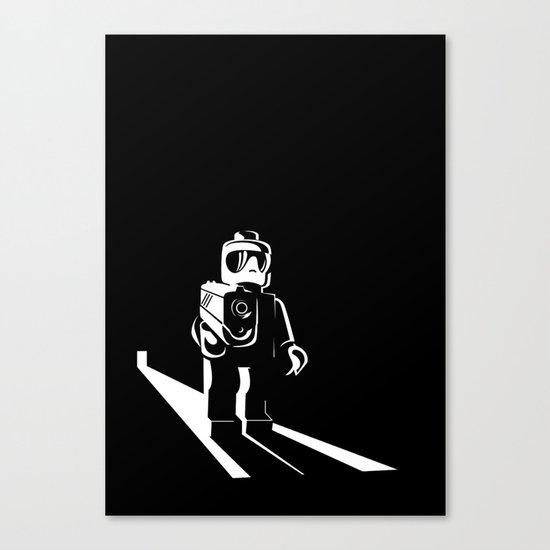 Legophobie Canvas Print
